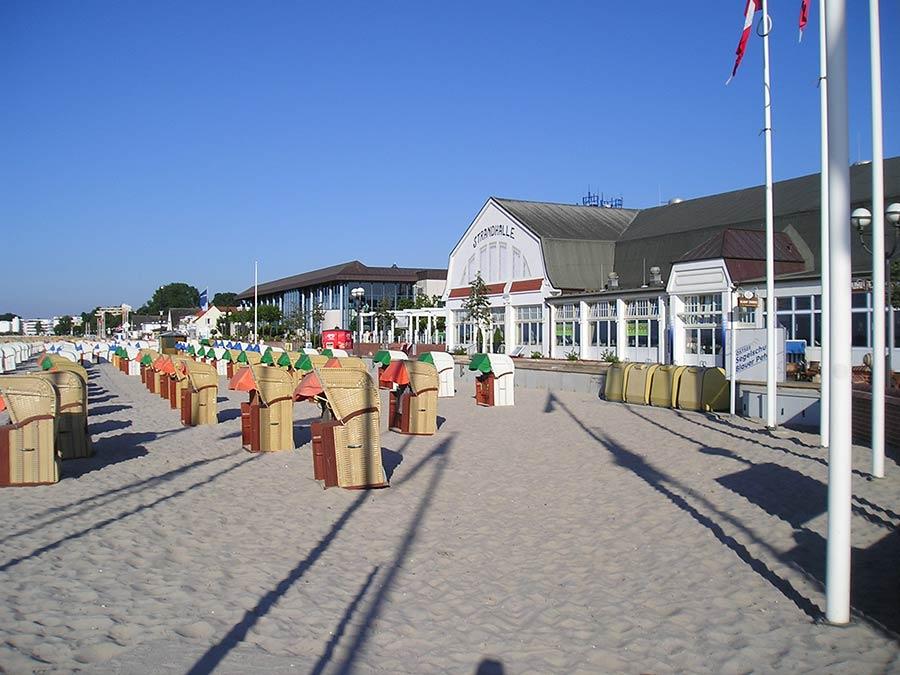 Promenade von Grömitz