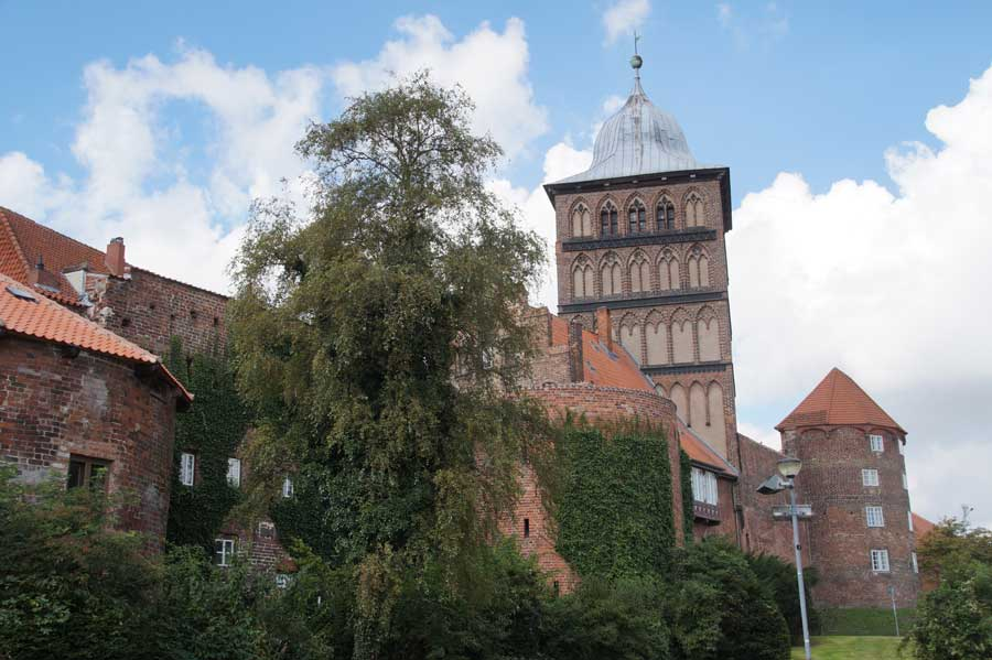 Burgtor in Lübeck