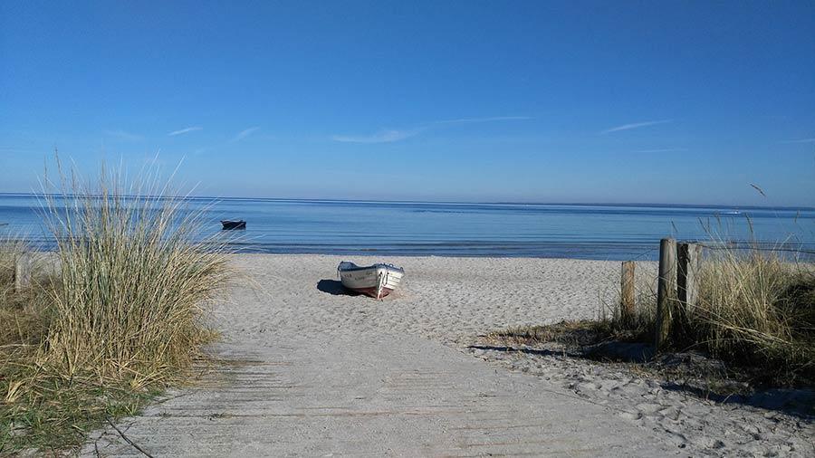 Urlaub in Scharbeutz mit feinstem Sandstrand